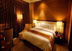 ジ アベニュー プラザ ホテル - Naga City - 寝室