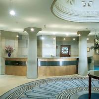 Marriott Vacation Club Pulse at Custom House, Boston Lobby
