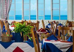 サムサラ クリフ リゾート&スパ - ネグリル - レストラン