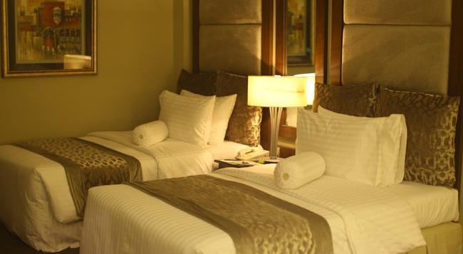 Hospitality Inn - ラホール - 寝室