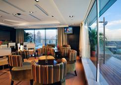 ペニンシュラ エクセルシオール ホテル - シンガポール - ラウンジ