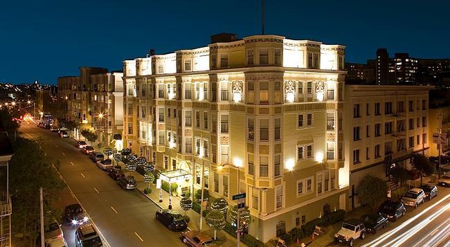 ホテル マジェスティック - サンフランシスコ - 建物