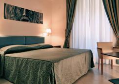 クロスティ ホテル & レジデンス - ローマ - 寝室
