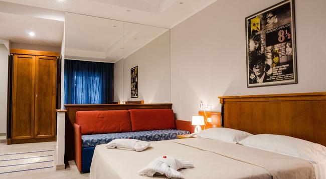 Reboa Resort - ローマ - 寝室