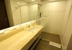 ロイヤル リージェンシー パレス ホテル - リオデジャネイロ - 浴室
