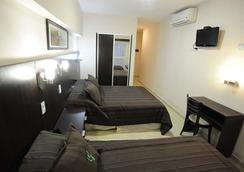 Hotel Osam - ブエノスアイレス - 寝室