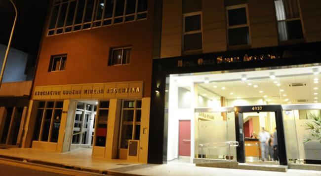 Hotel Osam - ブエノスアイレス - 建物