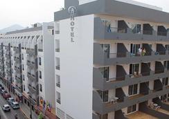 ホテル エル プエルト - イビサ - 建物