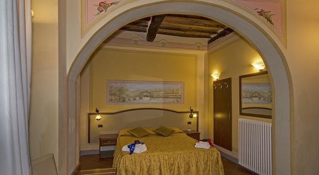 Bed & Breakfast Dimora Dei Guelfi - ルッカ - 寝室