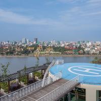 ソカ プノン ペン ホテル View from Hotel
