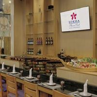 ソカ プノン ペン ホテル Restaurant