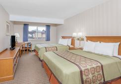 Days Inn Albany SUNY - Albany - 寝室