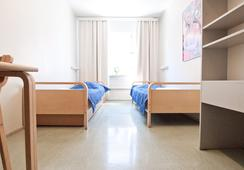 ユーロホステル - ヘルシンキ - 寝室