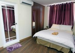 Citylight Hotel - Shah Alam - 寝室