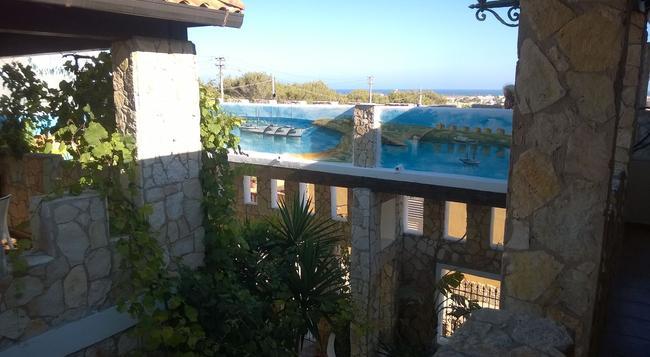 Residence il Castello Club - ランペドゥーザ - 屋外の景色