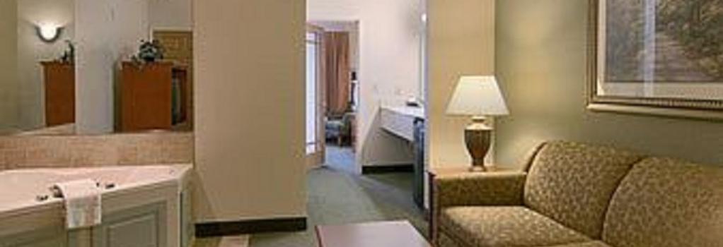 Days Inn & Suites Bozeman - ボーズマン - 寝室