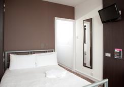 ユーロ ホステル グラスゴー - グラスゴー - 寝室