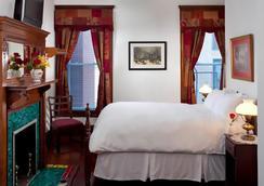 アメリカン ゲストハウス - ワシントン - 寝室
