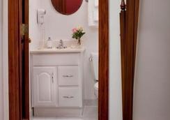 アメリカン ゲストハウス - ワシントン - 浴室
