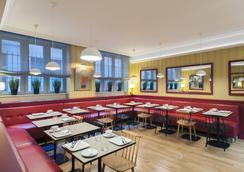 ホテル デ ザルティスト - リヨン - レストラン
