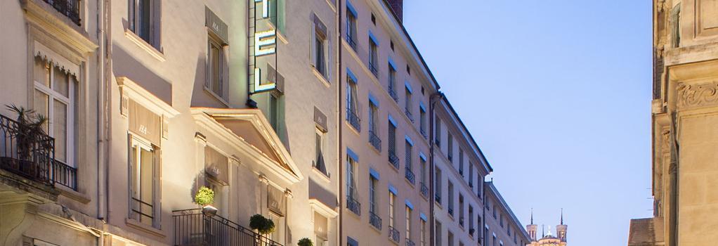 ホテル デ ザルティスト - リヨン - 建物
