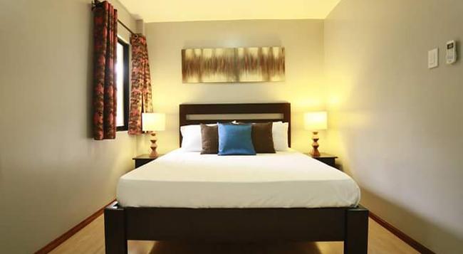 Marina Residences - ドゥマゲティ - 寝室