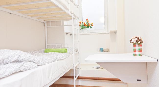 バブスカ ドール ホテル - モスクワ - 寝室