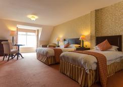 サンドハウス ホテル - ドネゴール - 寝室