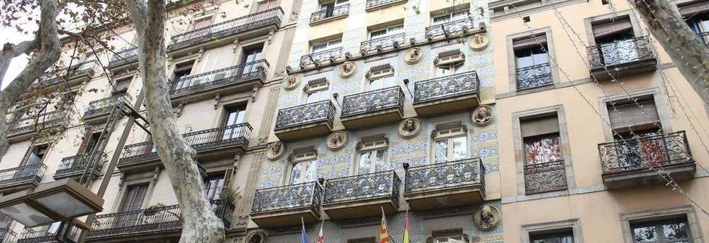 ランブラス ホテル - バルセロナ - 建物