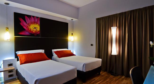 ホテル グラヴィーナ サン ピエトロ - ローマ - 寝室