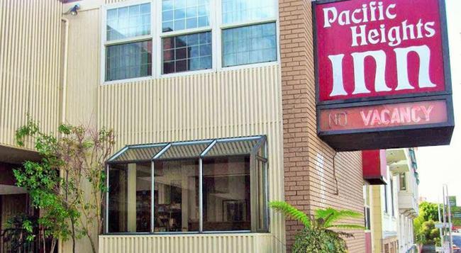 パシフィック ハイツ イン - サンフランシスコ - 建物