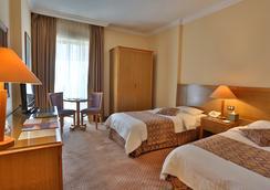 アルカサール メトロポール ホテル - アンマン - 寝室