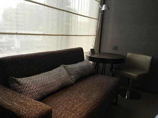 ホテル ミッドタウン リチャードソン - 台北市 - リビングルーム