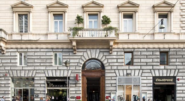 ホテル ジオッリ ナツィオナーレ - ローマ - 建物