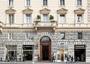 ホテル ジオッリ ナツィオナーレ