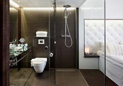 ホテル リバートン - ヨーテボリ - 寝室