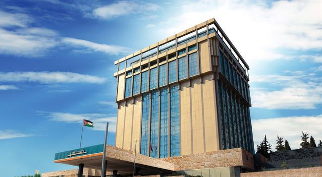 ランドマーク アンマン ホテル&カンファレンスセンター - アンマン - 建物