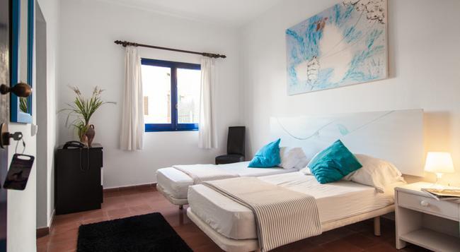 ホテル マリグナ アダルトオンリー - イビサ - 寝室