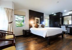 チャウエン コーブ ビーチ リゾート - サムイ島 - 寝室