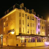 レジェンズ ホテル Legends at night