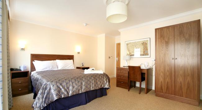 レジェンズ ホテル - Brighton - 寝室