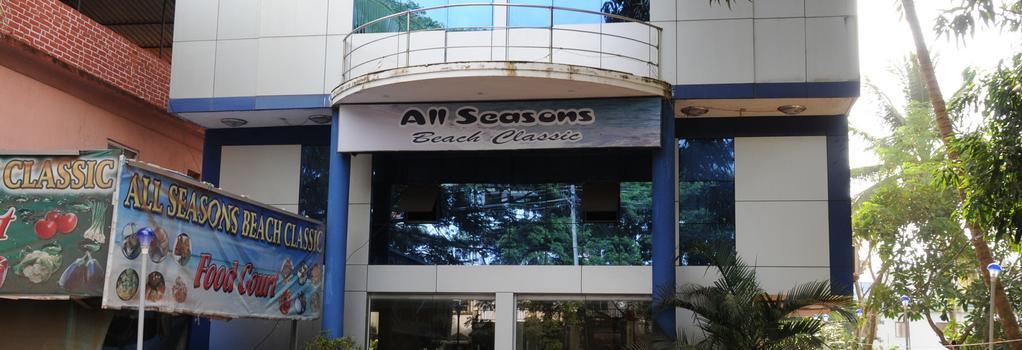 All Seasons Beach Classic, Calangute - カラングート - 建物