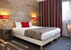 オテル テュレンヌ - コルマール - 寝室