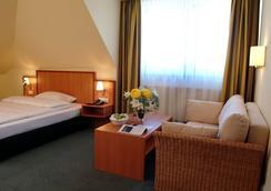 インターシティホテル ミュンヘン - ミュンヘン - 寝室
