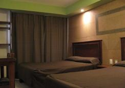 Hotel San Luis - サン・ルイス・ポトシ - 寝室