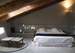カロ ホテル - バレンシア - 寝室