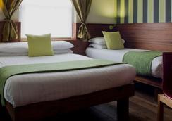 ザ カリフォルニア - ロンドン - 寝室