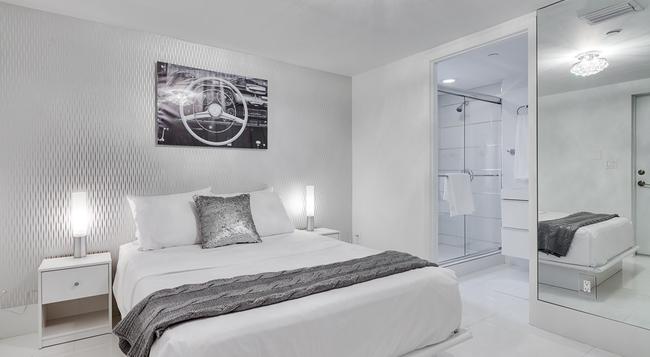 マイアミ ビーチ インターナショナル ホステル - マイアミ・ビーチ - 寝室