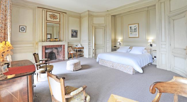Hôtel Villa Navarre - Pau - 寝室