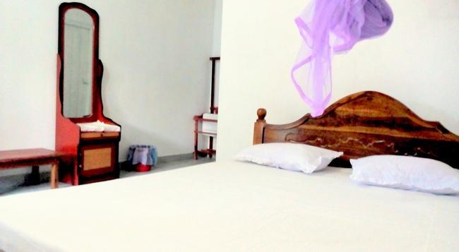 Sisira Natural Lodge - Sigiriya - 寝室